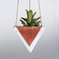 Air Planter, Hanging Planter, Succulent Planter, Concrete Planter, White Planter, Modern Planter, Geometric Planter, Mini Planter, Bronze