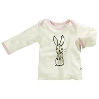Babysoy Organic Janey Rabbit Tee