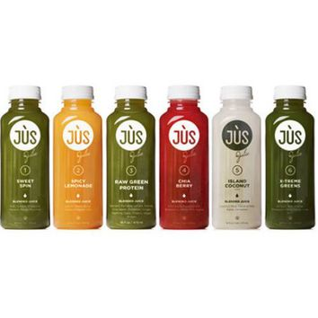 JUS by Julie 3-Day Blended Juice Cleanse Kit, 18 pc - Walmart.com