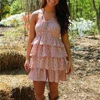 Sweet Country Girl Dress