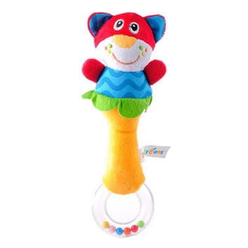 Baby Sleep Appease Doll Comfortable/Soft Handle Developmental Toy Lovely Cat