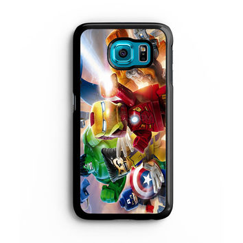 The Lego Avengers Samsung S6 s5 s4 S3 Case, Note 3 4 5 Case, iPhone 6s 5s 5c 4s Cases, iPod case, HTC case, Xperia Z3 case, LG G3 Nexus case, iPad cases