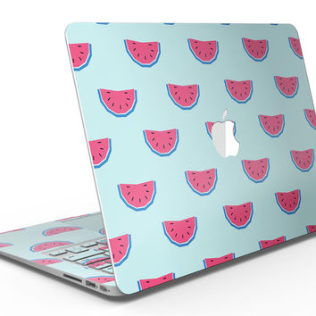 Tropical Summer WaterMelins v1 - MacBook Air Skin Kit