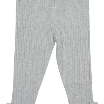 Mayoral Baby Girls' Gray Leggings