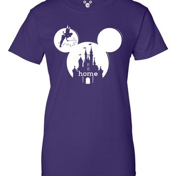 Mickey Castle Is My Home Ladies Collection