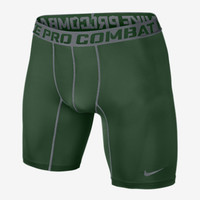 Nike Pro Combat Core 2.0 Compression Men's Shorts - Gorge Green