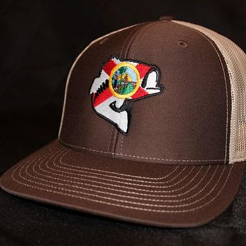 Bass Patch Hat
