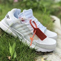 The 10: OFF-WHITE x Air Presto 2.0 AA3830-100 36---45