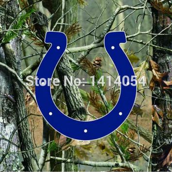 Indianapolis Colts  real tree camo  Flag 150X90CM Banner 100D Polyester3x5 FT flag brass grommets 001, free shipping