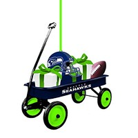 Team Sports America NFL Team Wagon Ornament
