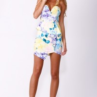 HelloMolly | Buttercup Dress Yellow - New In