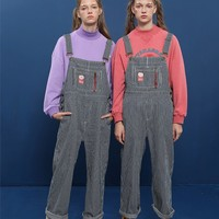 Tyakasha Toy Shop Denim Overall