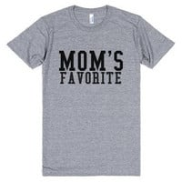 Mom's Favorite Funny Mother's Day  Tee Shirt