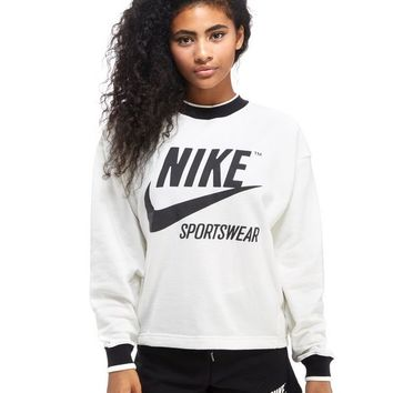 Nike Archive Crew Sweatshirt | JD Sports