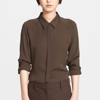 Women's Theory 'Lanali' Silk Blouse,