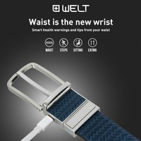 WELT Wellness Tracking Belt