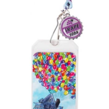 Disney Up Adventure Is Out There Lanyard