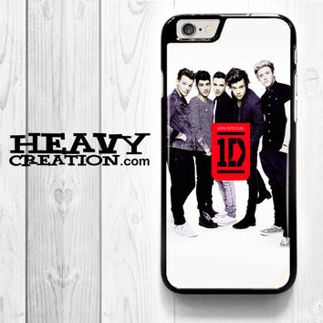 1D One Direction for iPhone 4 4S 5 5S 5C 6 6 Plus , iPod Touch 4 5  , Samsung Galaxy S3 S4 S5 S6 S6 Edge Note 3 Note 4 , and HTC One X M7 M8 Case