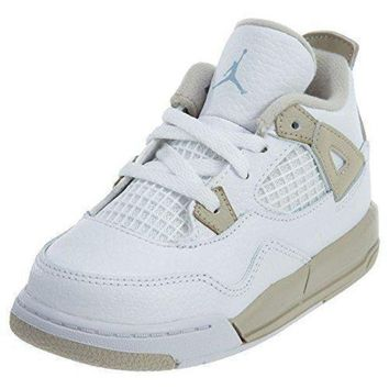 Nike Jordan Toddlers Jordan 4 Retro Gt Basketball Shoe