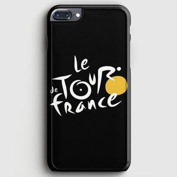 Le Tour De France Bicycle Bike Cycling iPhone 8 Plus Case | casescraft