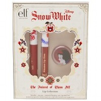 e.l.f. Disney Snow White Lip Collection Gift Set | Walgreens