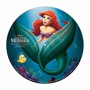 Disney : The Little Mermaid Soundtrack LP RE (Pic Disc)