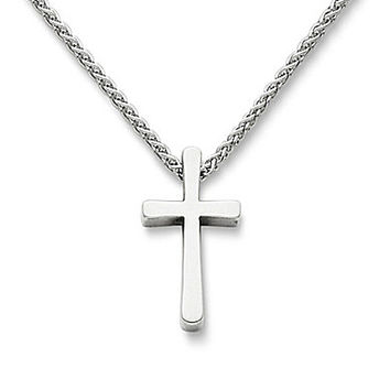 James Avery Plain Latin Cross Pendant Necklace | Dillards.com