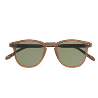 Garrett Leight™ Brooks sunglasses in matte espresso - bags & accessories - Men's New Arrivals - J.Crew