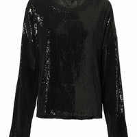 Emmet Sequin Sweatshirt