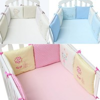 Crib Bedding Bumper Free-Combination For Baby