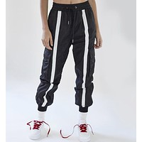 Casual Winter Women's Fashion Slim Training Pants [185226723353]