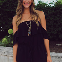 Roll the Dice Romper