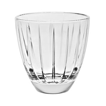 Majestic Gifts Quality Glass Double Old Fashioned Tumbler Set of 6