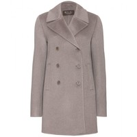 mytheresa.com -  Sailor baby cashmere coat - Luxury Fashion for Women / Designer clothing, shoes, bags