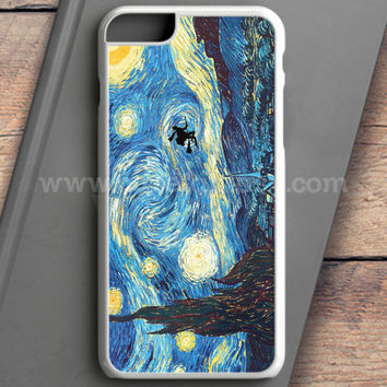 Van Gogh Harry Potter Paintings Starry Night iPhone 6S Plus Case | casefantasy