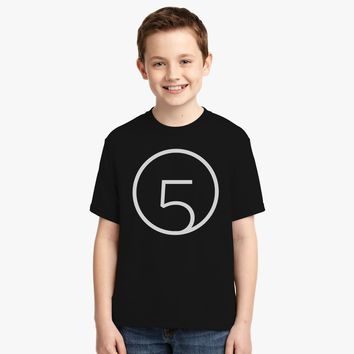 Fifth Harmony Logo Youth T-shirt
