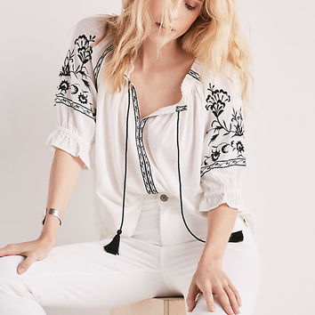Embroidered Peasant | Lucky Brand