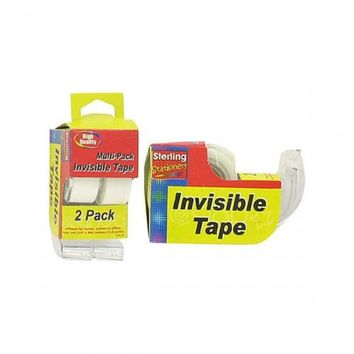 2 Pack Invisible Tape Dispensers