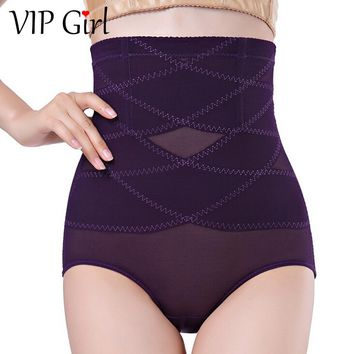 2016 New plus size women Sexy Lingerie Body High waist Shapers Underwear Pants breasted Women control panties free shipping