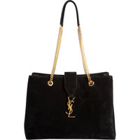 YSL Cassandre Shopping Bag