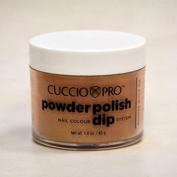 Cuccio Pro Dip Powder Brown Sugar 5614 1.6 oz