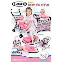 Graco Room Full of Fun Playset