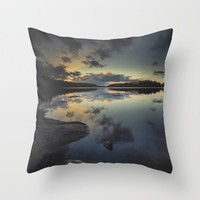 Speechless Throw Pillow by HappyMelvin | Society6