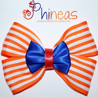 Phineas Hair Bow