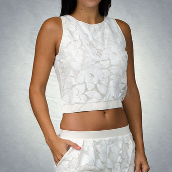 Elowyn Crop Top by Tart Collections
