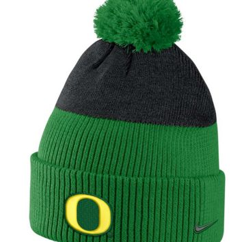 Oregon Ducks Nike New Day Mens Knit Hat