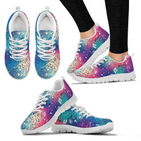 Rainbow Science Sneakers