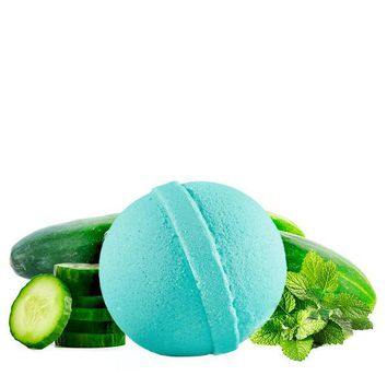Cucumber Mint | Single Bath Bomb®