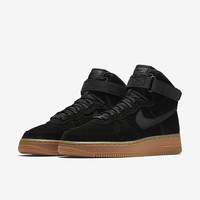 The Nike Air Force 1 High SE Women's Shoe.