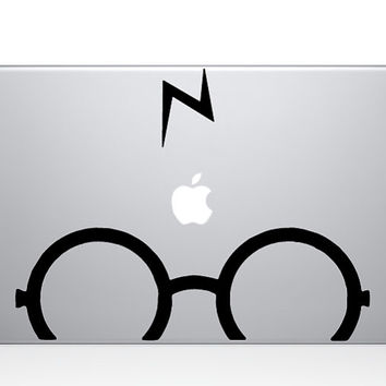 Harry Potter Hogwarts Macbook Decal Laptop Sticker Apple Vinyl Pro Air